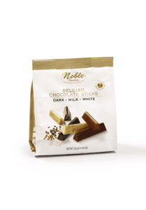 Noble Chocolate sticks Mixed 125gr