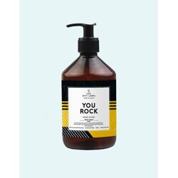 The Gift Label Body wash men You Rock