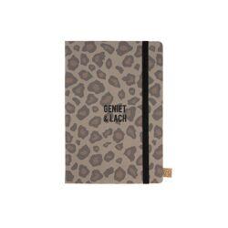 Notitieboek Geniet & lach / Zusss
