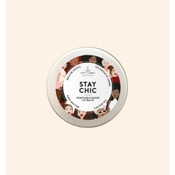 The Gift Label Lip balm / Stay chic