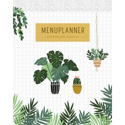 Menuplanner Houseplants / Paperstore
