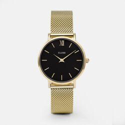 Minuit mesh Gold / Black