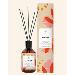 The Gift Label Reed diffuser Amour