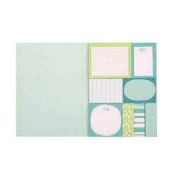 Sticky Notes book mint
