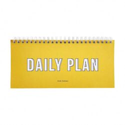 Planner Daily Plan