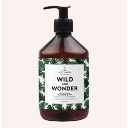 The Gift Label Hand Soap Wild & Wonder