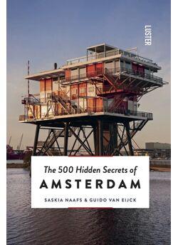 The 500 Hidden Secrets of Amsterdam (ENG)