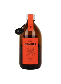 Gembier - hibiscus/appel