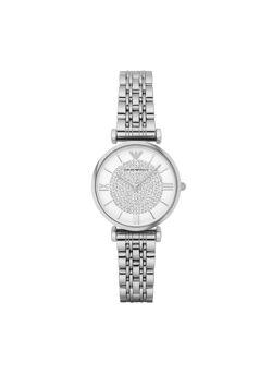 Armani Stalen Dames uurwerk