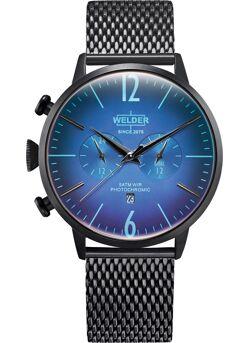 Zwart heren horloge