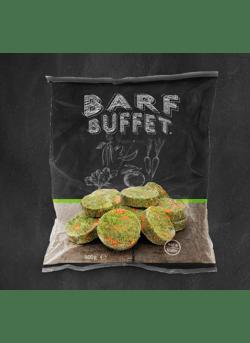 Barf Buffet Groenten & Fruit Hamburgers (800g)