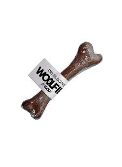 woolfies dental bone L