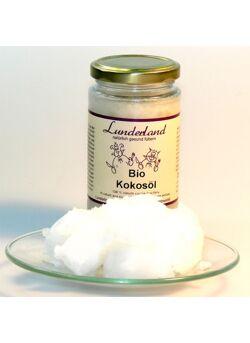 Lunderland Bio kokosolie 200 g