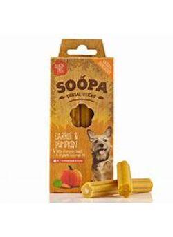 Soopa : Dental sticks Carrot & Pumpkin