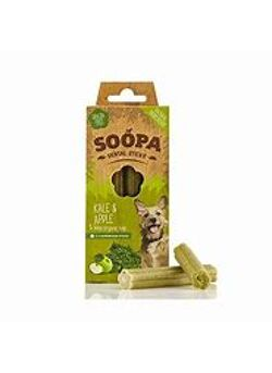 Soopa : Dental sticks Kale & Apple