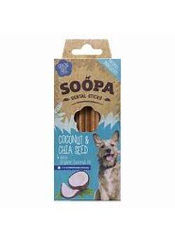 Soopa : Dental sticks Coco's & Chia seed