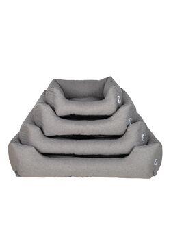 Rebel Pet Box Bed : Shark Grey