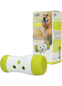 AFP Interactive treat frenzy roll