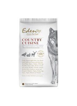 Eden : Dog Country Cuisine