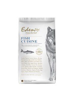 Eden : Dog Fish Cuisine