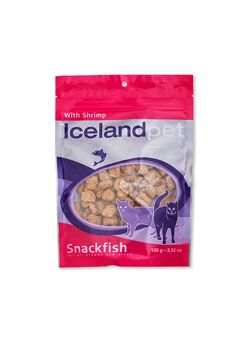 Icelandpet Cat Treat Schrimp