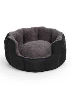 51 Degrees North : Sheep Bed (grey/black)