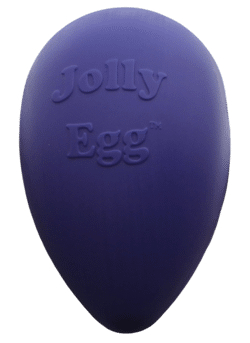 Jolly Egg 20 cm paars