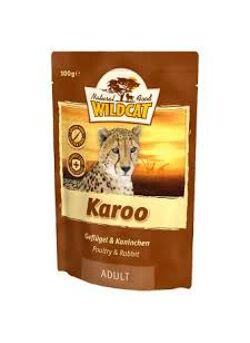 Wildcat : Natvoer : Karoo