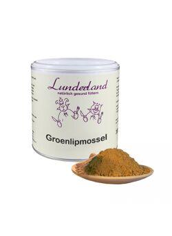 Lunderland groenlipmossel
