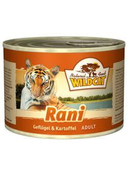 Wildcat : Natvoer : Rani