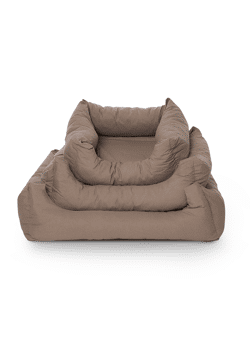 Rebel Petz Box : Bed Taupe