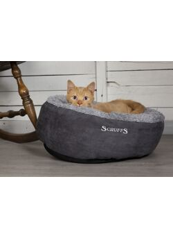Scruffs : Casy Cat Bed : Grey
