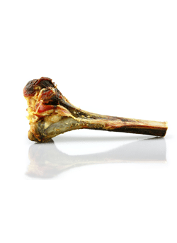 Pets Best : Ostrich Lower Bone XXL