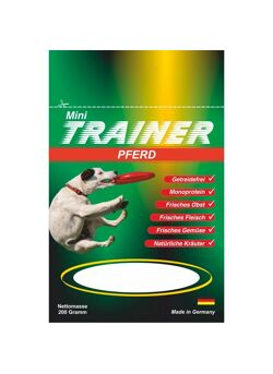 Wallitzer trainers paard 500g