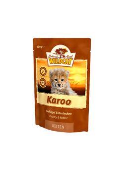 Wildcat : Natvoer : Karoo Kitten