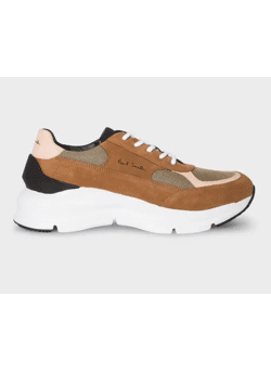 MEN'S SNEAKER EXPLORER TAN