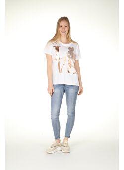 T-Shirt Love-Mickey