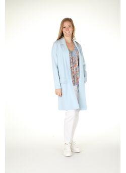 Mantel tricot