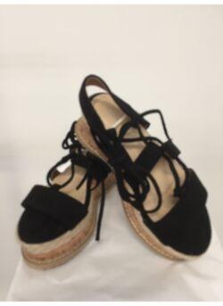 Schoen sandal dikke zool