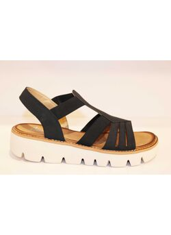 Rieker sandaal v7371-14