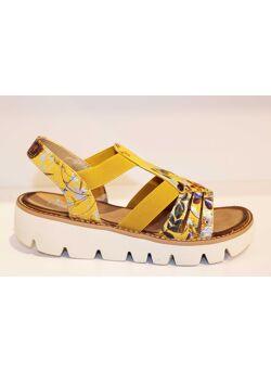 Rieker sandaal v7371-91
