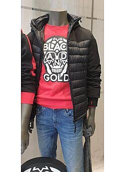 Black&Gold sweater BIGLOGOS