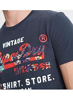 T-shirt van Superdry - M1010080B