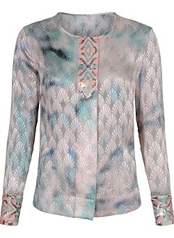 Gustav - Sequence Shirt - Pink