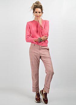 Mos Mosh - Pants Mirah - Pink