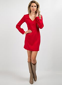 Relish - Dress Ejana - Red