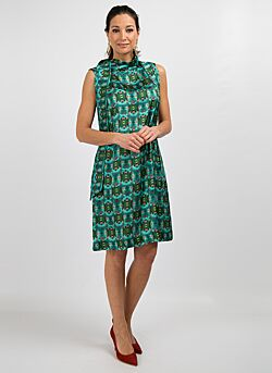 Jacki Collet - Dress Ina - Green