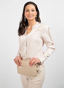 Gustav - Blouse Long Sleeves - Champagne
