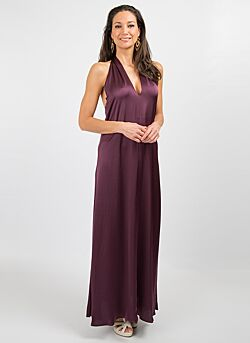 Ottod'Ame Trésor - Dress Flavia - Purple