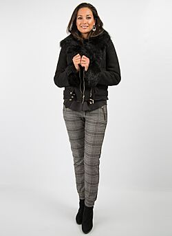 Mos Mosh - Pants Levon Milano - Grey